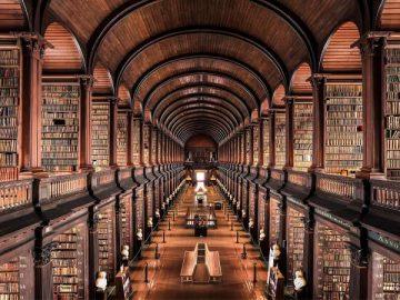 Rio de Janeiro, Brezilya'da Portekizce Okuma Kraliyet Kütüphanesi