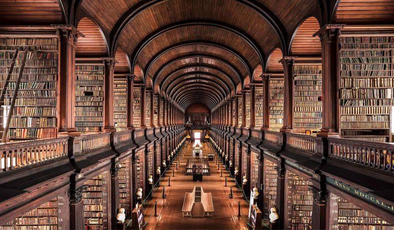 Hogwarts'a Benzeyen 15 Kütüphane
