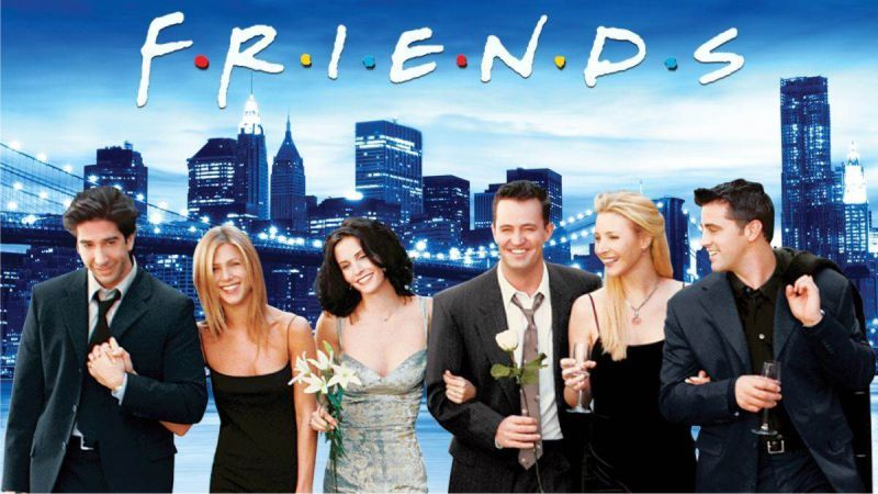 imdb en iyi yabancı diziler-friends