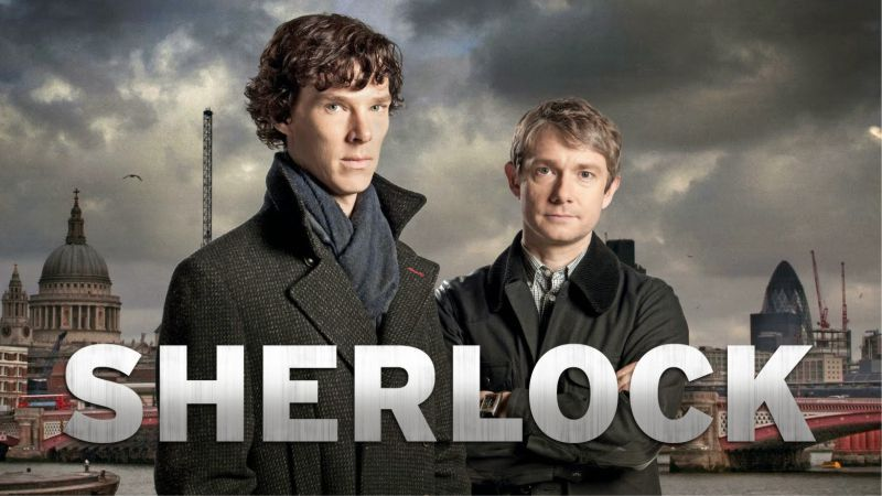 imdb en iyi yabancı diziler-sherlock