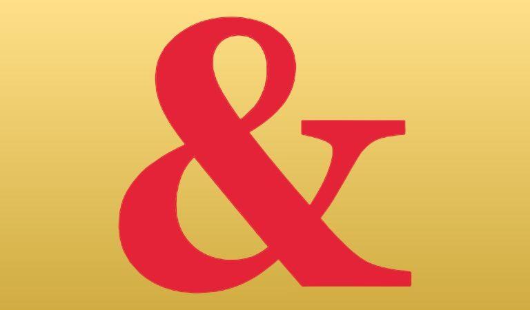 Ampersand & İşareti Nedir?