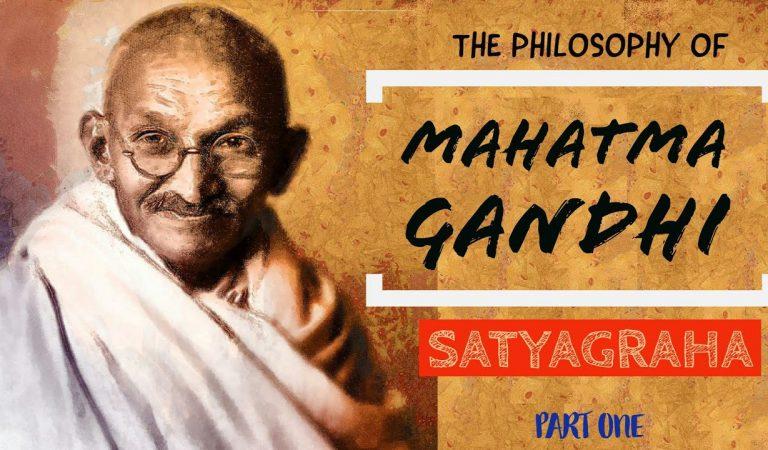 Satyagraha Felsefesi Nedir?