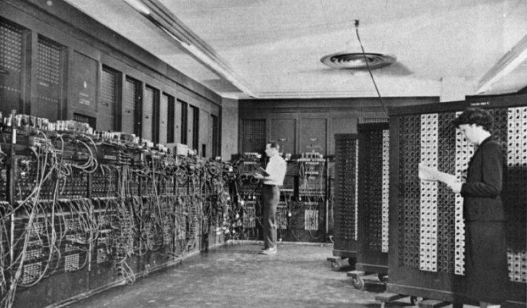 İlk Bilgisayar ve Bilgisayar Tarihi