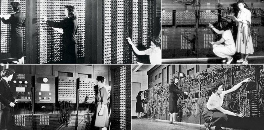 ilk bilgisayar eniac