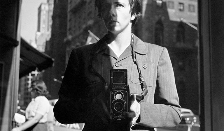 Vivian Maier: Gizli Kalmış Sokak Fotoğrafçısı