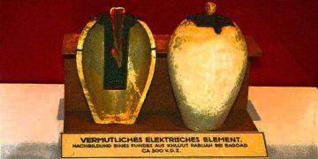 dünyanın en eski pilleri