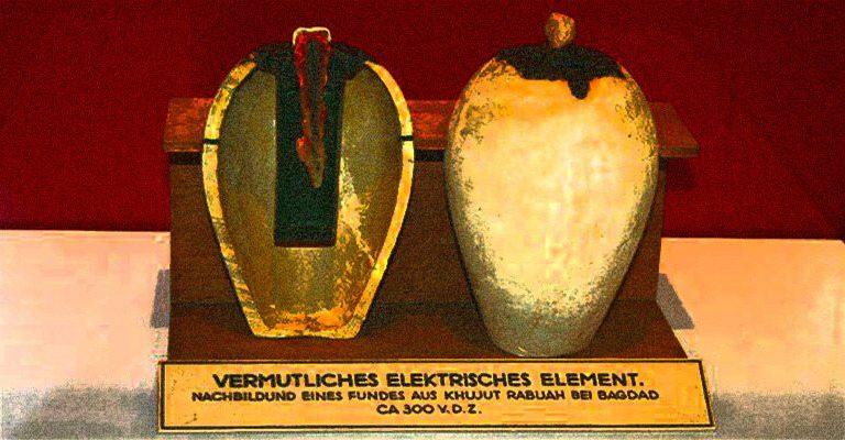 Dünyanın En Eski Pilleri: Bağdat Pilleri